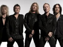 Def Leppard, Whitesnake, Europe