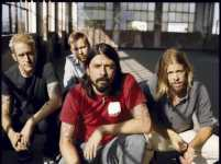 Foo Fighters, The National
