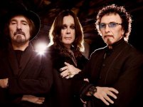 Black Sabbath in Manchester