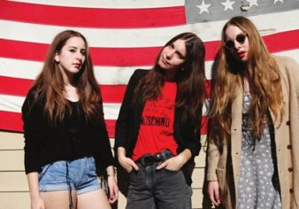 Haim in Carrboro