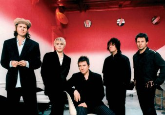 Duran Duran in Woodlands
