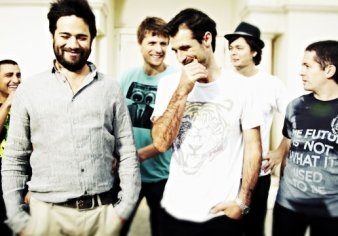 The Cat Empire in Fremantle