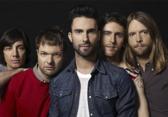 Maroon 5 in Philly