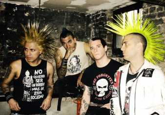 GBH, The Casualties