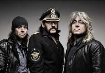 Motörhead, Saxon, Girlschool