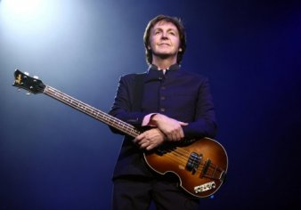 Paul McCartney in Texas