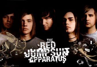 The Red Jumpsuit Apparatus U.S. tour dates 2017. The Red Jumpsuit ...