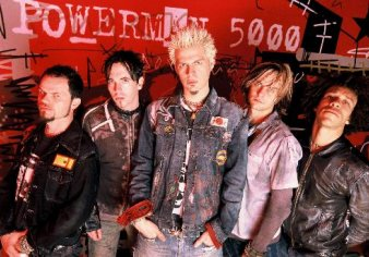 Powerman 5000, Orgy