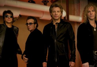 Bon Jovi in New Jersey