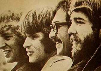 Los Puntos, Los Technicolours, Yesterday Band, Creedence Clearwater Revival