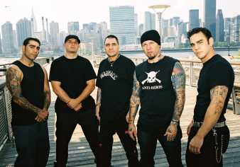 Agnostic Front, Old Firm Casuals, Coldside