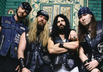 The Darkness, Black Label Society