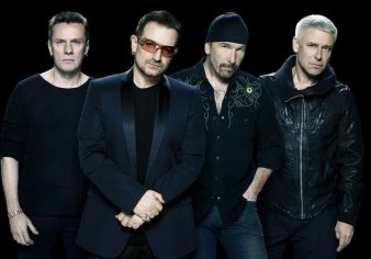 U2 in New York