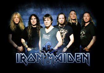 Iron Maiden, Shinedown