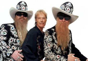 ZZ Top, Jeff Beck