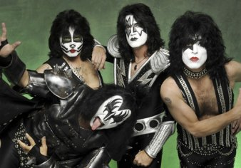 Kiss in Lethbridge