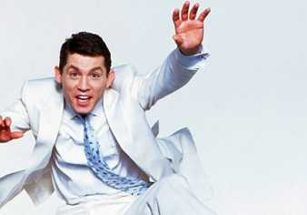 Lee Evans in Aberdeen