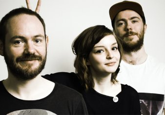 Chvrches in Melbourne