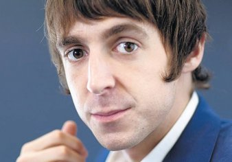 Miles Kane in Blackpool