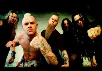 Five Finger Death Punch, Volbeat