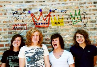 We the Kings, special guests