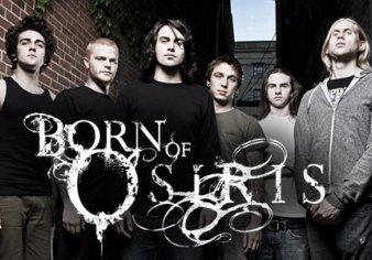 Born of Osiris, The So So Glos, Oceans Ate Alaska, La Sera
