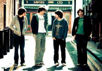 The Coronas 2nd Date Live at the Marquee Cork