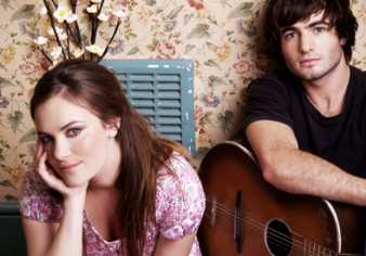 Angus and Julia Stone in Chicago