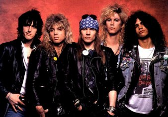 Guns N Roses Not in This Lifetime 2016 Tour Soldier Field