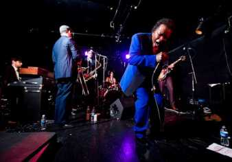 Lee Fields in Fremantle
