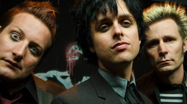 Green Day, Against Me!