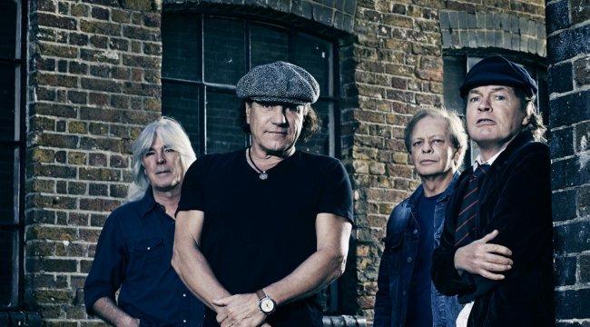 AC/DC, Vintage Trouble