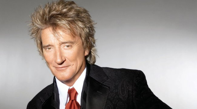 Rod Stewart, Black Tiger Sex Machine, APASHE