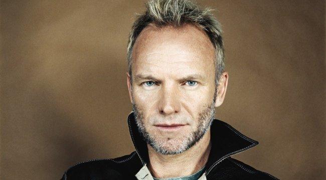Sting, Paul Simon