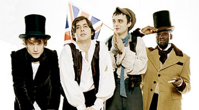 The Libertines, The View, Reverend and The Makers
