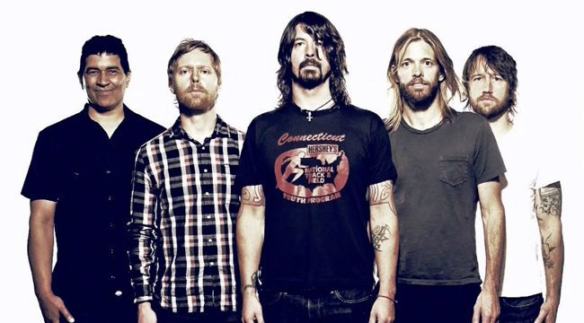 Foo Fighters, Cheap Trick, Urge Overkill, and 1 more artists...