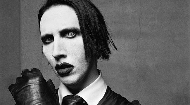 Marilyn Manson, Smashing Pumpkins