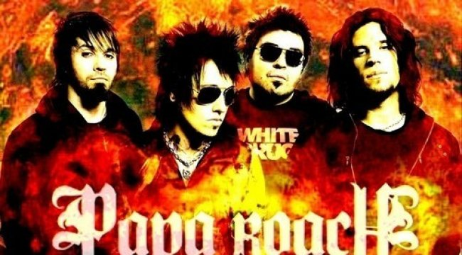 Papa Roach, Five Finger Death Punch