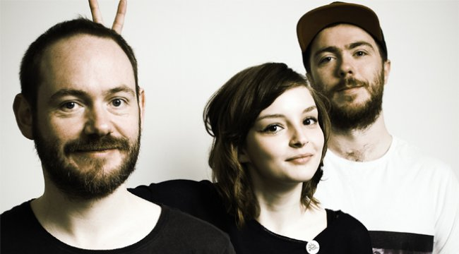 CHVRCHES, The Range