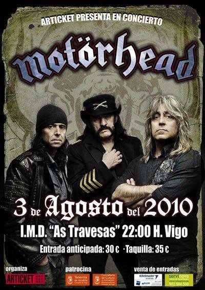 Motorhead en vigo Motorhead_vigo