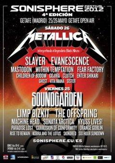 Sonisphere 2012 - Madrid ~ Getafe V2_239xY_thumb_2363_sonisphere_2012_cartel_getaf