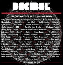 Decibel 2013 lineup
