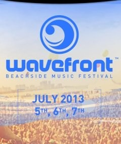 Wavefront Beachside Music Festival 2013