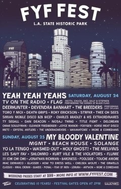FYF Fest 2013