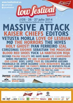 Cartel Low Festival 2014