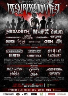 Resurrection Festival 2014