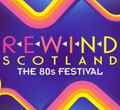 Rewind Festival Scotland 2014 lineup