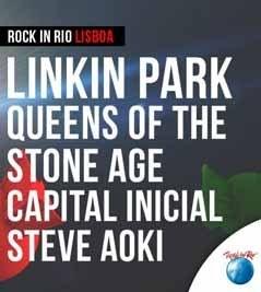 Cartel Rock in Rio Lisboa 2014