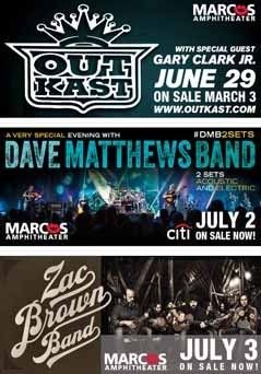 Summerfest 2014 lineup