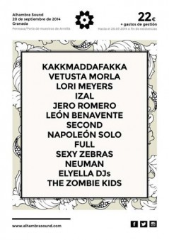 Alhambra Sound Festival 2014